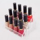 Crystal Glamour Nail Polish Stand (12 Bottles)