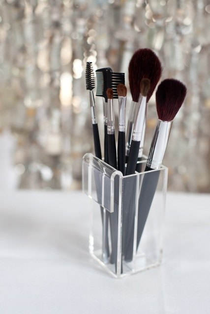 Crystal Glamour Brush & Liner Hook